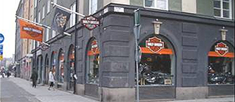 Retailers for Motor city harley davidson hours